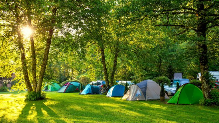 Caravanning And Camping in Devon