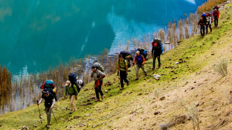 Enjoy Trekking in Nepal
