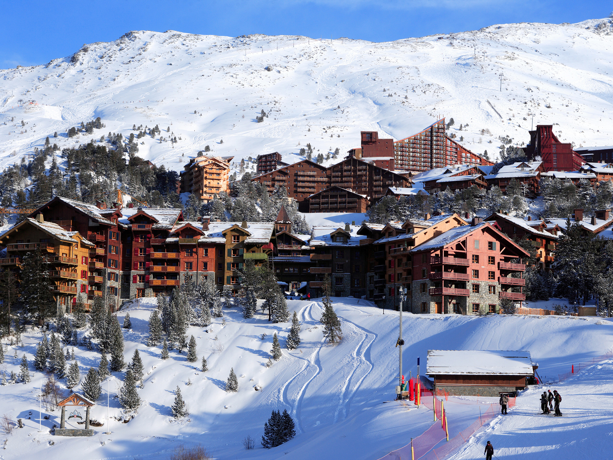 Luxury Ski Holidays at Breckenridge Chalets