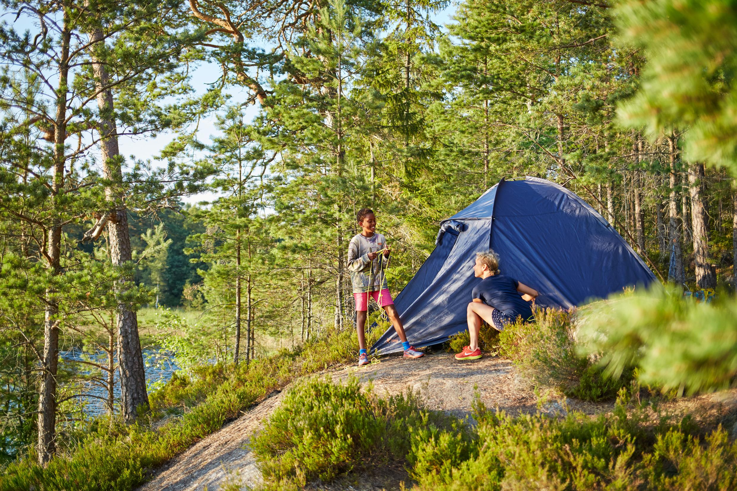 The Qualities of Camping Out in France - Inexpensive Luxurious Yet Pleasant