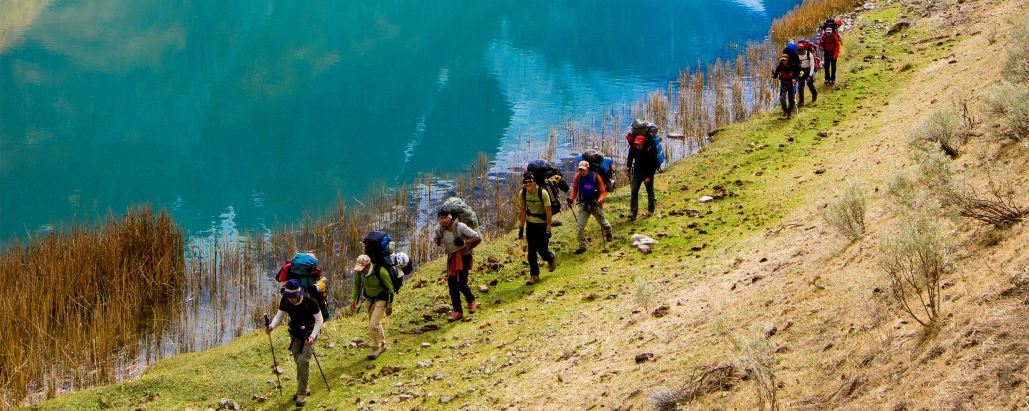 Enjoy Trekking in Nepal