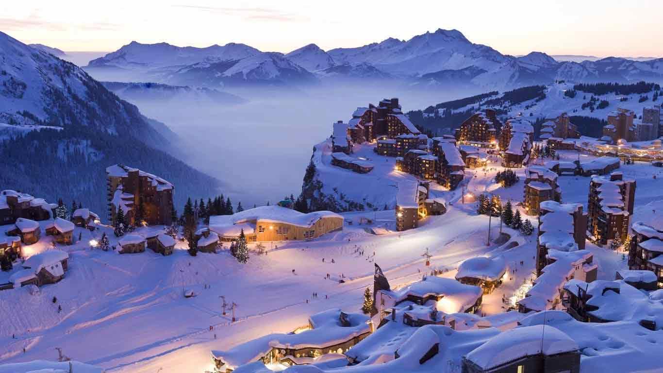 Planning a Ski Trip to Japan