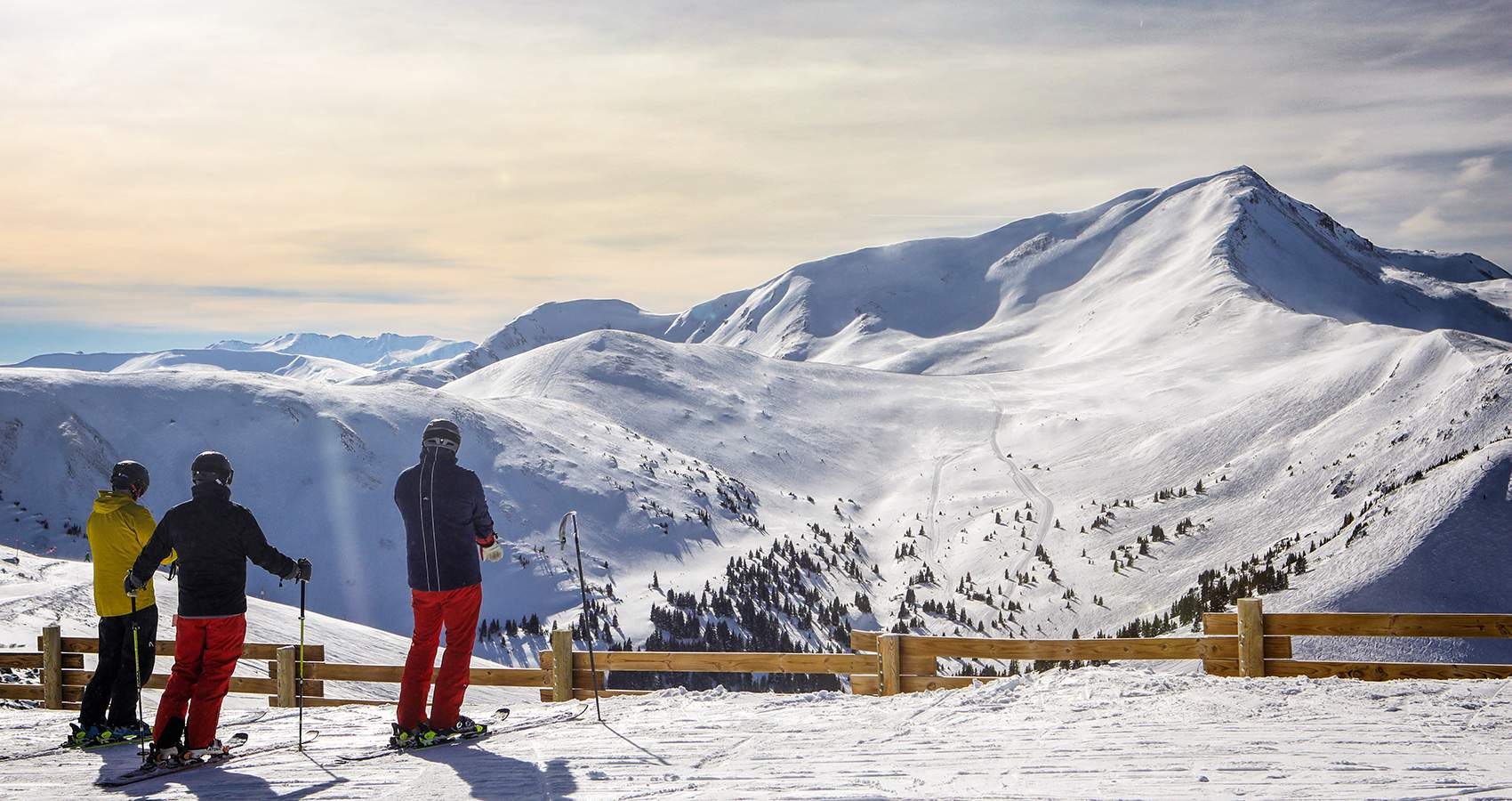 Skiing Holidays to The French Alps