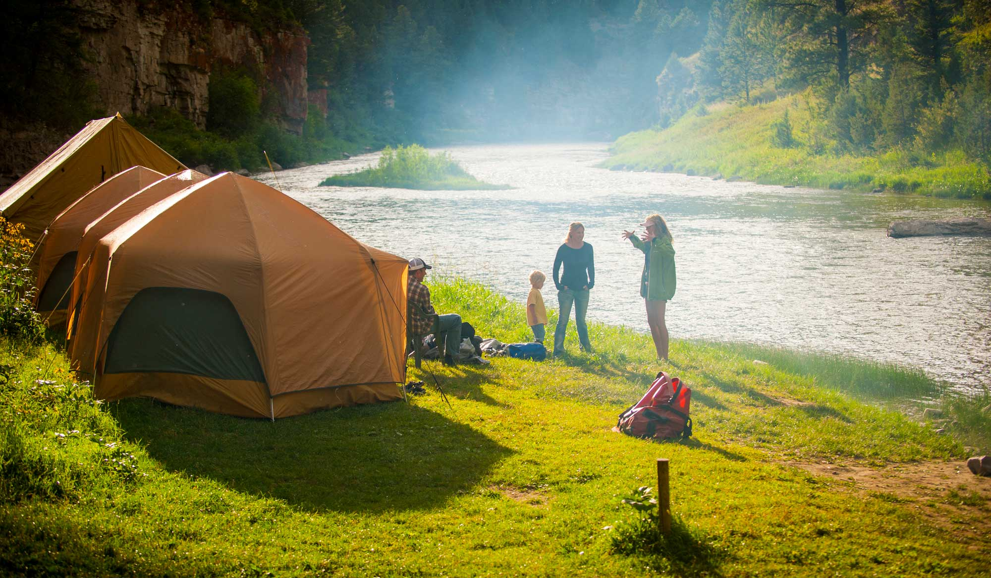 Top 5 Camping Gear a Family Should Not Forget